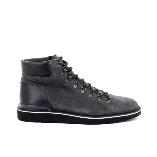 Hogan herenschoenen boots grijs 187149