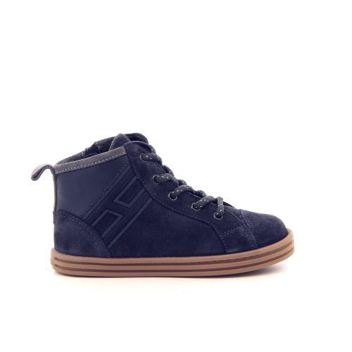 Hogan kinderschoenen sneaker blauw 179290