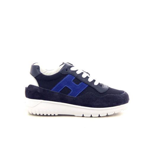Hogan kinderschoenen sneaker blauw 191663