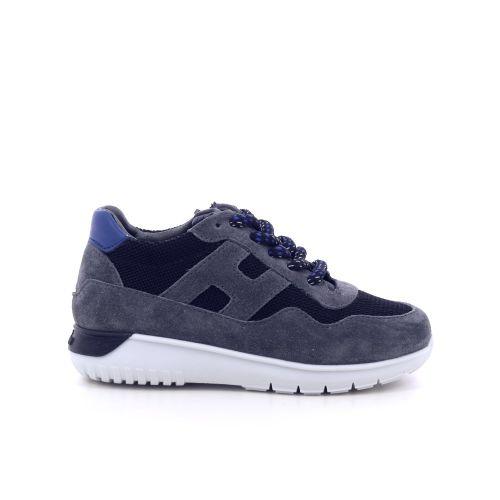 Hogan kinderschoenen sneaker grijs 199317