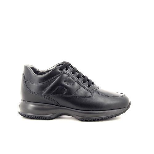 Hogan damesschoenen sneaker zwart 197571