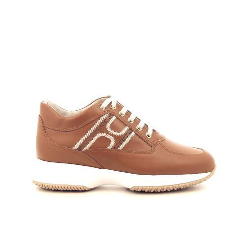 Hogan damesschoenen sneaker cognac 191842