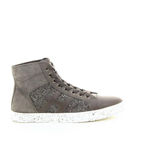 Hogan damesschoenen sneaker grijs 18689