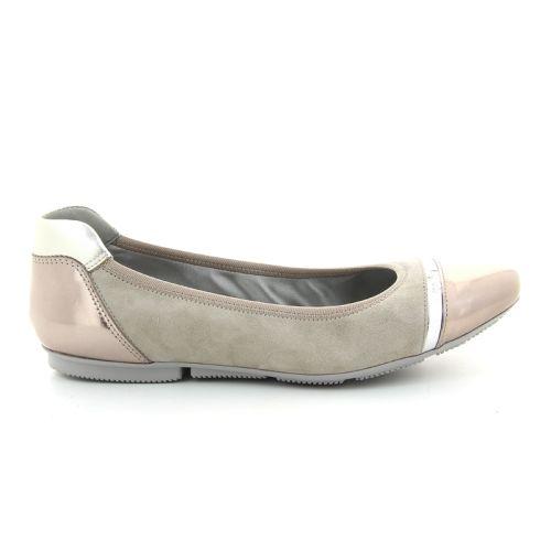 Hogan damesschoenen ballerina l.taupe 86895