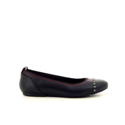 Hogan damesschoenen ballerina zwart 191921