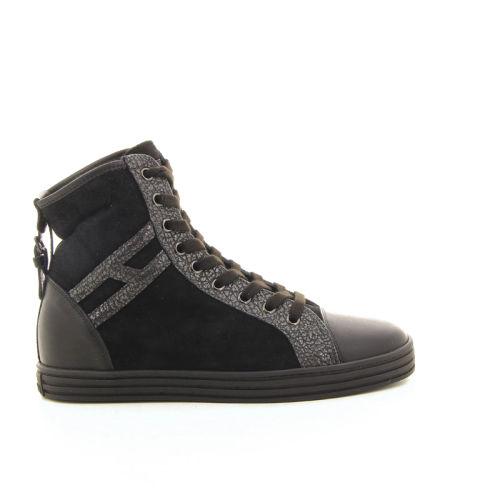 Hogan damesschoenen sneaker zwart 18694