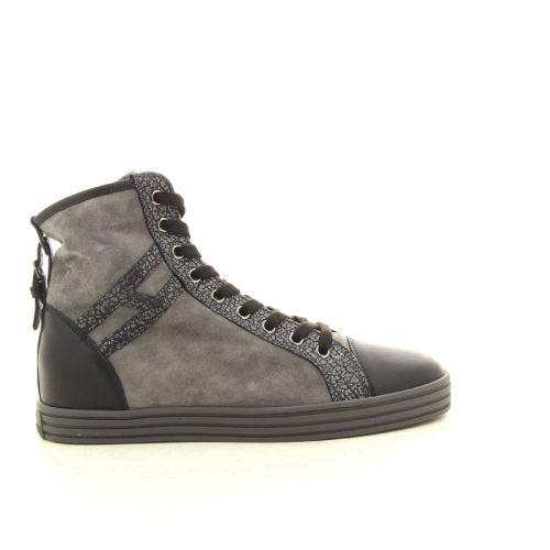 Hogan damesschoenen sneaker grijs 18694