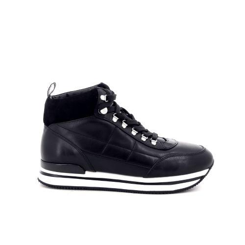 Hogan damesschoenen sneaker zwart 197548