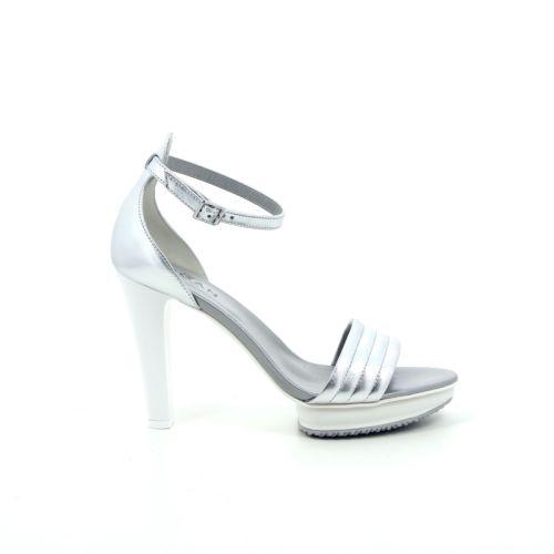 Hogan damesschoenen sandaal zilver 168782