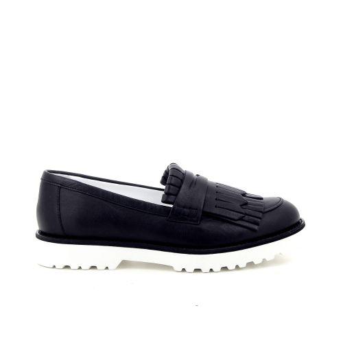 Hogan damesschoenen mocassin zwart 168772
