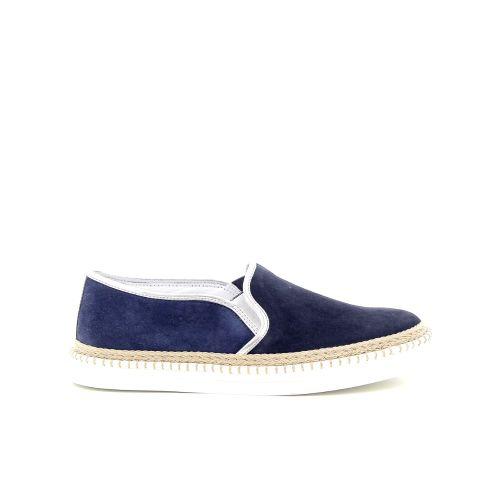 Hogan damesschoenen sneaker blauw 181285