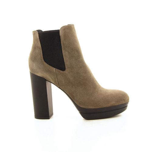 Hogan damesschoenen boots taupe 18647