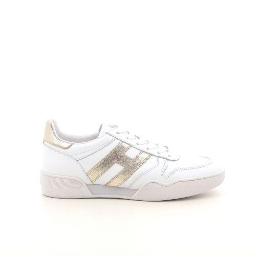 Hogan damesschoenen sneaker wit 191902