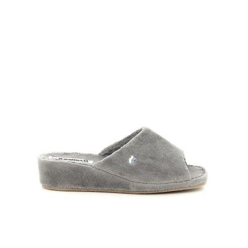 Romika damesschoenen pantoffel grijs 189809