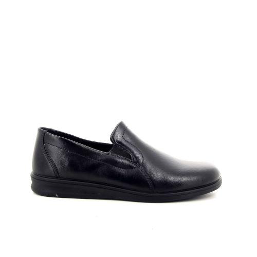 Romika herenschoenen pantoffel zwart 188435