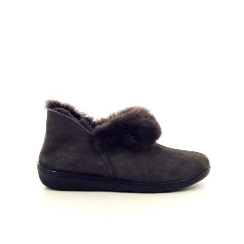 Romika damesschoenen pantoffel bruin 189815