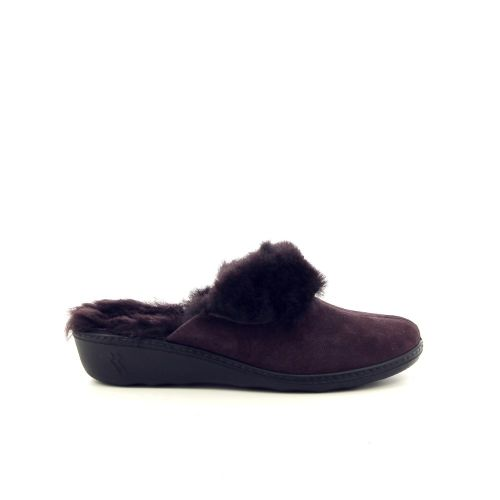 Romika damesschoenen pantoffel rood 189812
