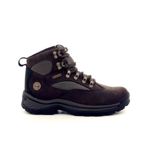 Timberland damesschoenen boots d.bruin 187447