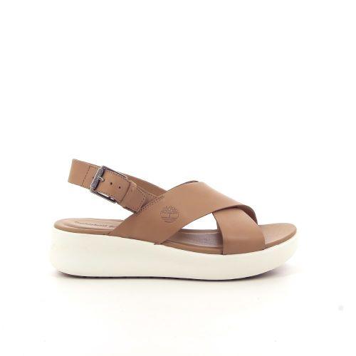 Timberland damesschoenen sandaal naturel 182810