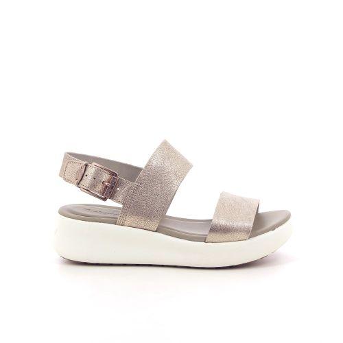 Timberland damesschoenen sandaal goud 194394