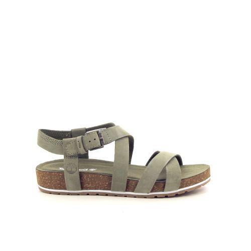 Timberland damesschoenen sandaal groen 192353