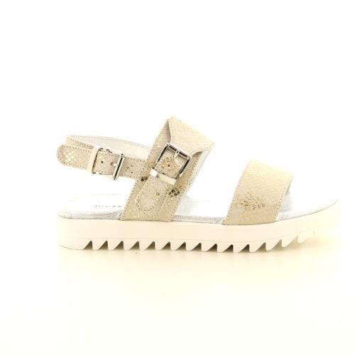 Bi key kinderschoenen sandaal platino 10905