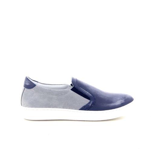 Bi key kinderschoenen sneaker blauw 170132