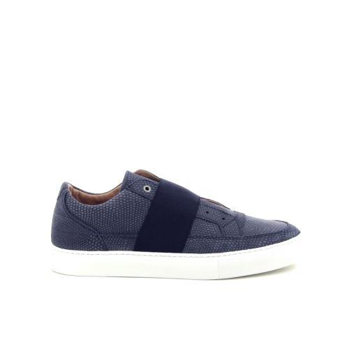 Olivier strelli herenschoenen sneaker blauw 173129