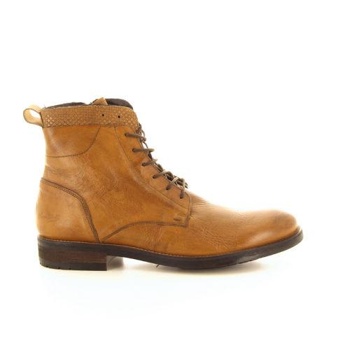 Olivier strelli herenschoenen boots bruin 19153
