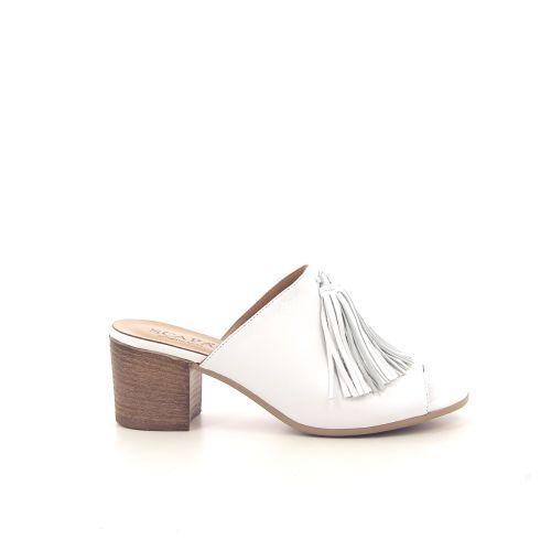Scapa scarpe solden muiltje wit 182083