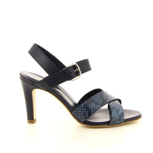 Scapa scarpe damesschoenen sandaal blauw 10387