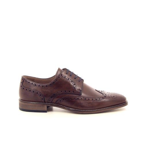 Scapa scarpe solden veterschoen cognac 183267