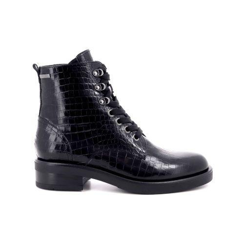 Scapa scarpe damesschoenen boots zwart 199506
