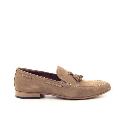 Scapa scarpe herenschoenen mocassin beige 193709
