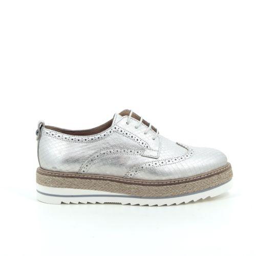 Scapa scarpe damesschoenen veterschoen platino 169427