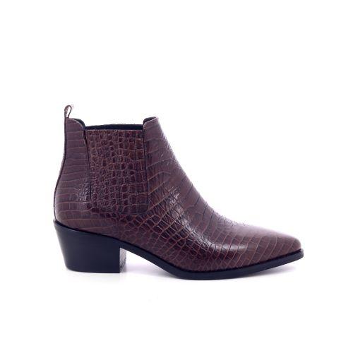 Scapa scarpe damesschoenen boots cognac 199512