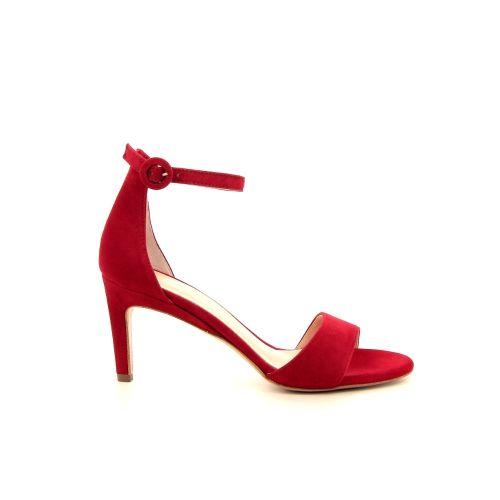 Scapa scarpe damesschoenen sandaal rood 195284