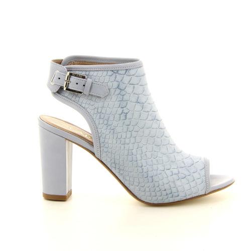 Scapa scarpe damesschoenen sandaal blauw 10400