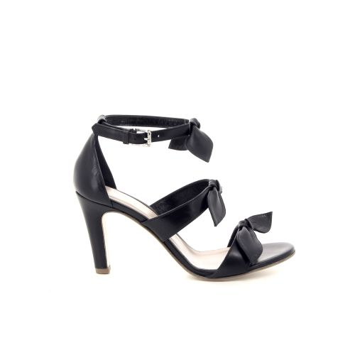 Scapa scarpe damesschoenen sandaal zwart 184897