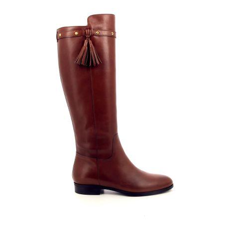 Scapa scarpe damesschoenen laars cognac 179697