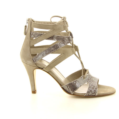 Scapa scarpe damesschoenen sandaal taupe 12695