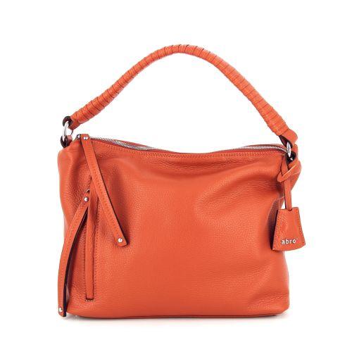 Abro tassen handtas oranje 179633
