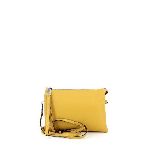 Abro tassen handtas geel 185565
