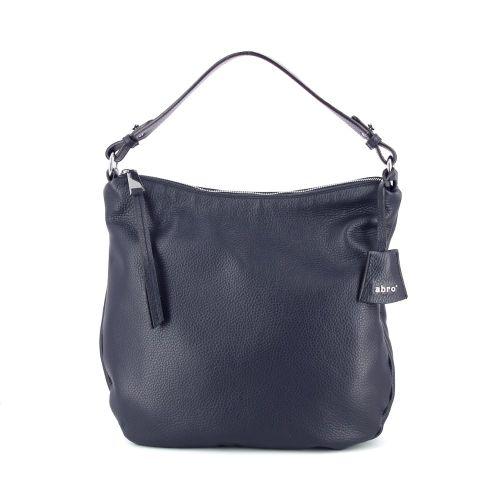 Abro tassen handtas blauw 185511