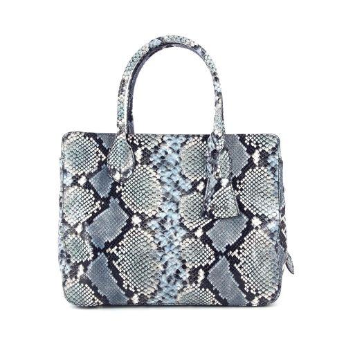 Abro tassen handtas blauw 185586