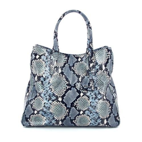 Abro tassen handtas blauw 185590