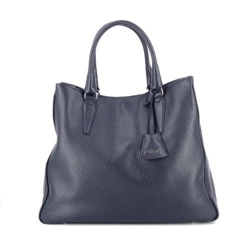 Abro tassen handtas blauw 185456