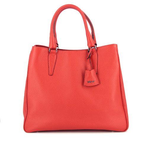 Abro tassen handtas rood 185456