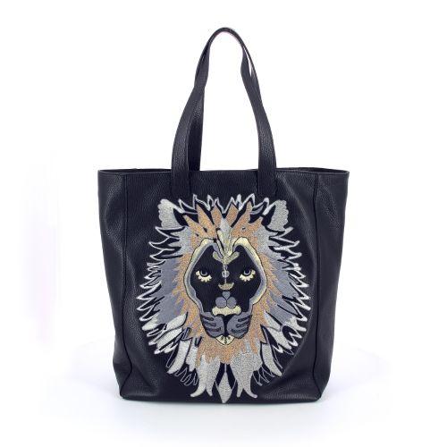 Abro tassen handtas zwart 185583