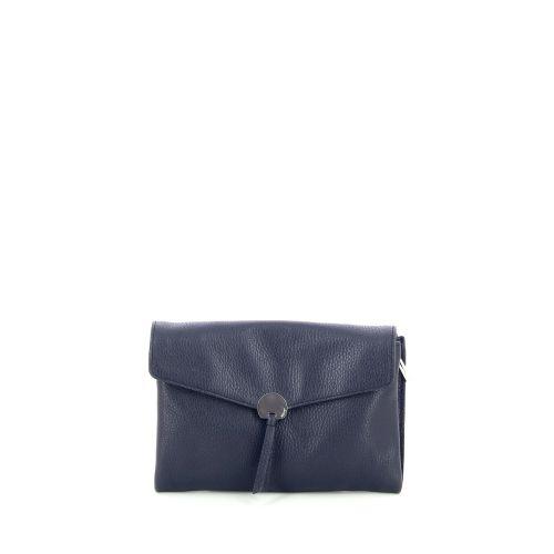 Abro tassen handtas blauw 191074
